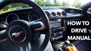 Video How To Drive A Manual/Stick Shift (Starting, Upshifting, etc.) MP3, 3GP, MP4, WEBM, AVI, FLV Agustus 2018