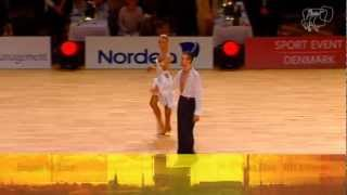 2012 European Ten Dance | The Final Latin