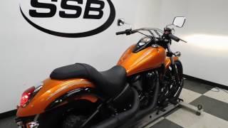 9. 2012 Kawasaki VN900C Vulcan 900 Custom– used motorcycles  for sale– Eden Prairie, MN