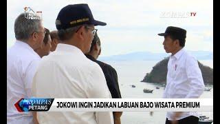 Keinginan Jokowi Jadikan Labuan Bajo sebagai Wisata Premium