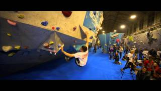 Student varsity competition by Depot Climbing Centres