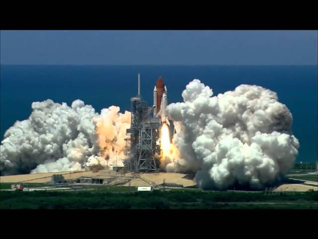 Cận cảnh phóng tàu vũ trụ của NASA
