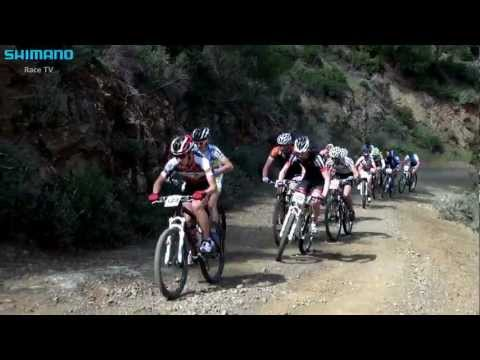 Marianne Vos wins her first ever Elite MTB race