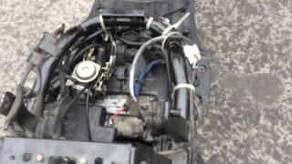 4. 2004 Yamaha Vino 125 - Second Startup of a Rebuilt Engine