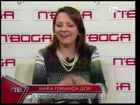 Líderes Empresariales: María Fernanda León, mujer multifacética empresaria, solidaria y familiar