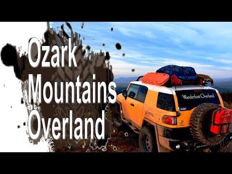 Ozark Mountains Overland Trip