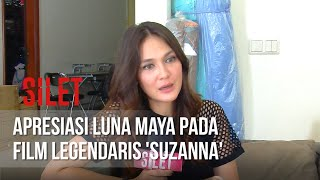 Video SILET - Apresiasi Luna Maya Pada Film Legendaris 'Suzanna' [16 Maret 2019] MP3, 3GP, MP4, WEBM, AVI, FLV Maret 2019