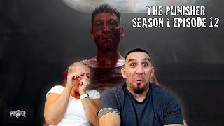 Nonton Marvel S The Punisher Season 1 Episode 12  1x12   Home  Reaction Film Subtitle Indonesia Streaming Movie Download