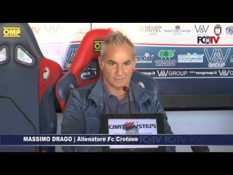 Serie B, Crotone pronta per la Ternana: parla il tecnico rossoblù