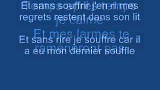 Berceuse- Coeur de Pirate w/ lyrics.wmv