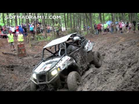 POLARIS RZR XP 900 DENIED IN THE BIG MUDHOLE