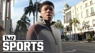 Giannis Antetokounmpo on Zion Williamson, 'I Wouldn't Sit Out'   TMZ Sports