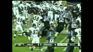 Nickoe Whitley vs South Carolina & Kentucky (2011)