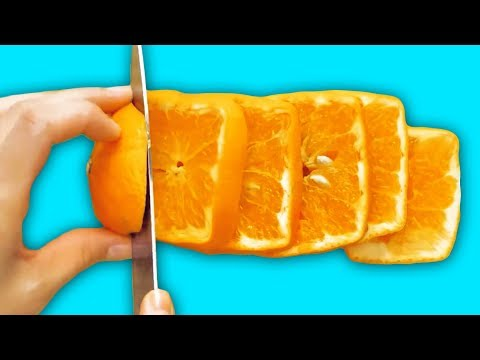 15 AWESOME FRUIT CARVING AND CUTTING TRICKS