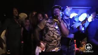 50 Cent @ FLAMINGO (2016)