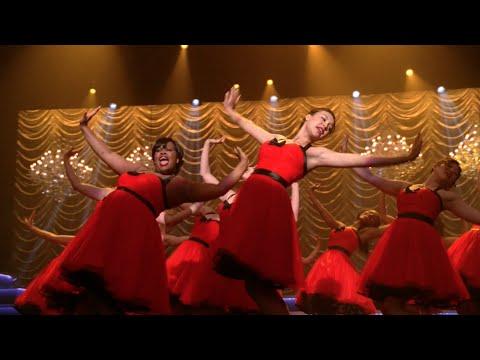 GLEE - Edge Of Glory (Full Performance) HD