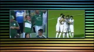 O GOL DO CENTENÁRIO DO PALMEIRAS!!! Logo após o empate de 1 a 1 do Palmeiras contra o Atlético PR no Allianz Parque,...