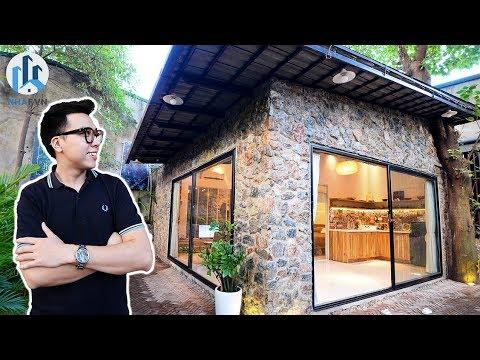 Trải Nghiệm Homestay Hygge - Khu Rừng Nhỏ Giữa Lòng Hà Nội thiết kế bởi HandyMan - NhaF [4K]