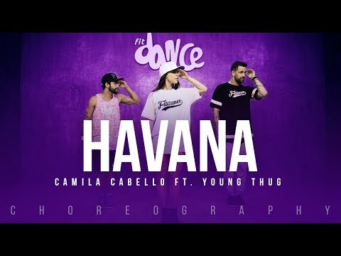 Havana - Camila Cabello Ft. Young Thug | FitDance Life (Choreography) Dance Video