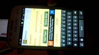 MeterUp! auto cab taxi fare YouTube video