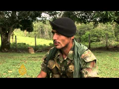 Život unutar kolumbijskog FARK-a