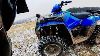 4. 2 Year Ownership Update - 2017 Polaris Sportsman 450