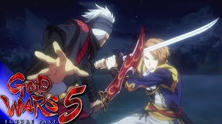 All Cutscenes from God Wars: Future Past in Japanese Dub and English subtitles.  All scenes will be shown with Japanese dialogue with English subtitles.  All battle and overworld scenes will be included as well since they contain important story elements.  A few moments in battle will be shown to help the movie flow better.Note:  All animated cutscenes are not translated for some reason.  So I am translating using the English voice over lines and the little Japanese I know.  In addition, since the text is not auto advance, I waited longer than usual to make sure the audio finished before advancing so there may be some long pauses between voice over lines.Thanks for watching!  Be sure to like and subscribe for more videos!
