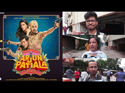 Public Rview For Film Arjun Patiala