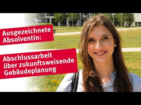 Eine unserer besten Absolventinnen: Xenia Bayer