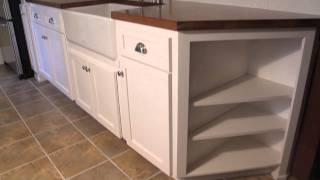 Finished Custom Cabinets & Kitchen Remodel | Harrisonburg, VA
