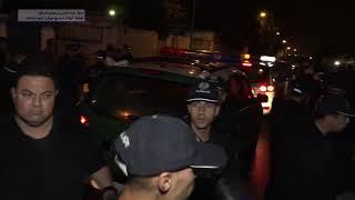 لحظة عودة أحمد أويحيى إلى سجن الحراش ليلة أمس