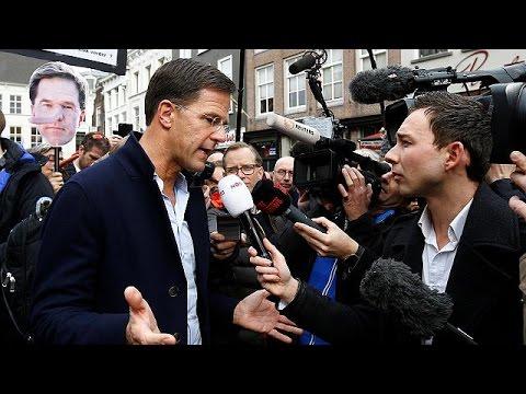 Ερντογάν κατά Ολλανδών: Είναι ναζί και φασίστες