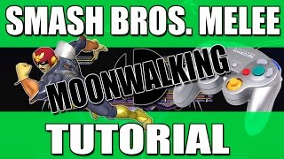 Falcon moonwalk, haxdash and other ledge tips tutorial
