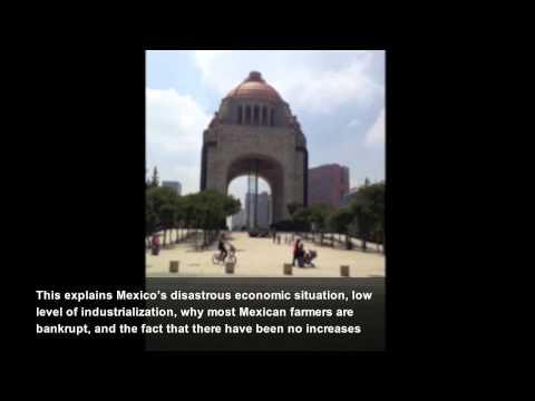 The Real Effect of NAFTA on the economy of Mexico