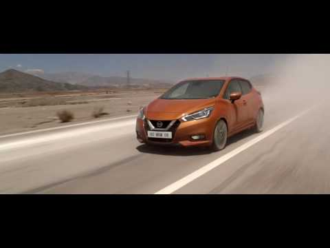Nissan Commercial for Nissan Micra (2017) (Television Commercial)