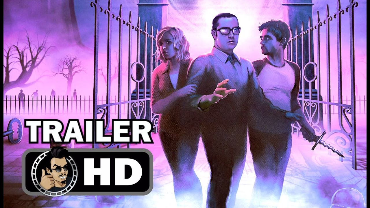 BEYOND THE GATES - Official Trailer (2016) Barbara Crampton Retro Horror Movie HD