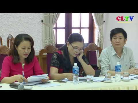 Ban Pháp chế HĐND tỉnh làm việc với huyện Cam Lộ