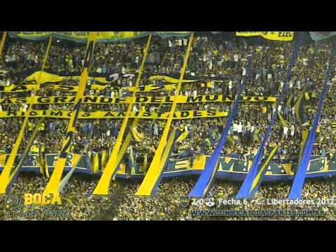 Todos los momentos que viví - La 12 - Boca Juniors