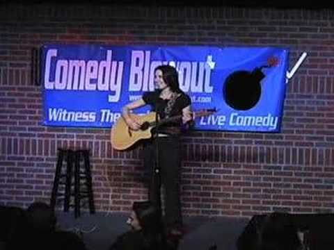 Comedy Blowout - Ontario Improv Lahna Turner