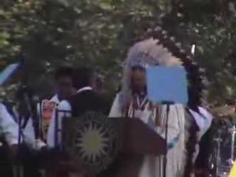 NoBS News-National Museum of the American Indian Opening