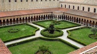Monreale Italy  City pictures : MONREALE (Palermo-Sicilia-Italy) - LA CATTEDRALE ARABO NORMANNA -patrimonio UNESCO -tour completo -
