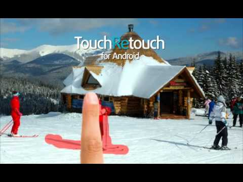 Video of TouchRetouch