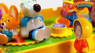 Learn Colors and Counting with Pororo the Little Penguin School Bus!