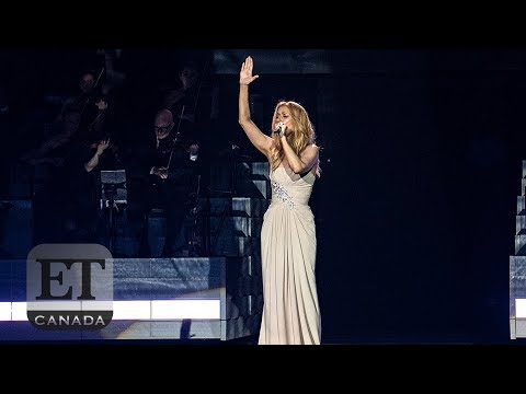 Celine Dion Performs Song From 'Deadpool 2'