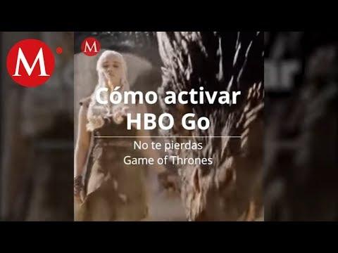 Cómo activar HBO Go para ver Game of Thrones