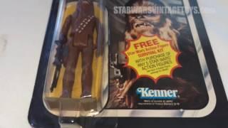 Video StarWarsVintageToys.com presents: Authenticating Vintage MOC Star Wars Action Figures MP3, 3GP, MP4, WEBM, AVI, FLV Maret 2018