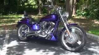 10. 2004 Harley Davidson CVO Deuce  - Used Motorcycles for sale