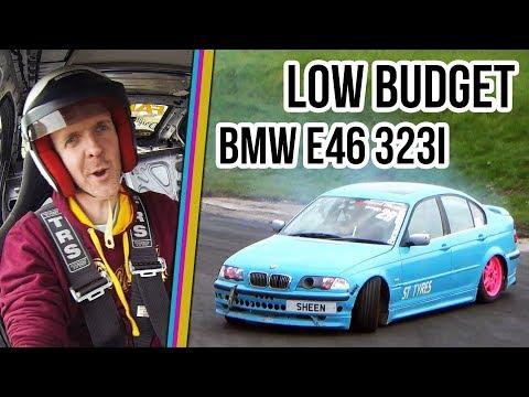 Drift My Ride Ep 24 - Low Budget BMW E46 323i Drifter