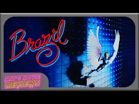 Terry Gilliam's Brazil 1985 Movie Retrospective Review