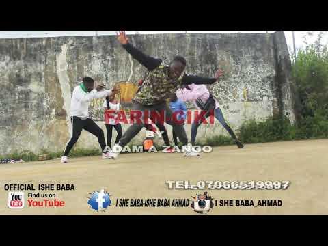 Farin ciki by adam a zango = ishe baba dance group --